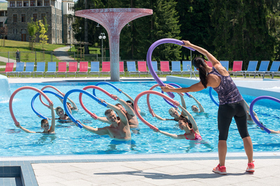 Summer thematic days full of fun and bonuses in the Thermal Park Velké Losiny