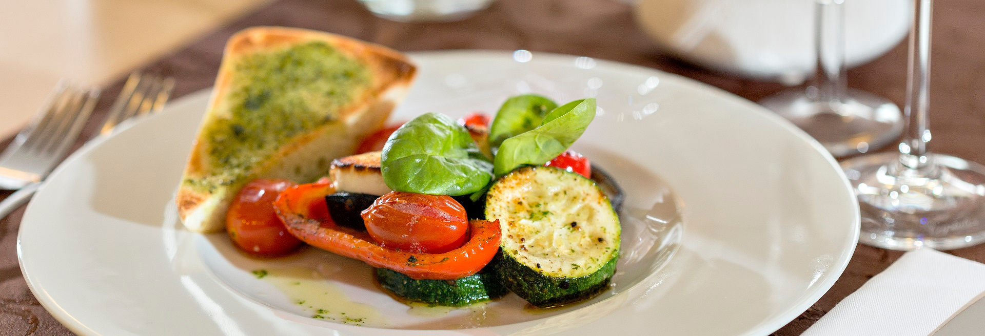 Specialities for gourmets in Wellness hotel DIANA